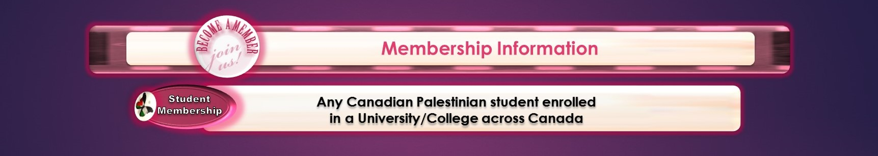 Membership Information web2